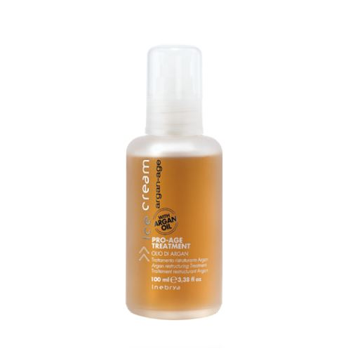 Inebrya ARGAN-AGE Pro-Age Treatment olej na vlasy s arganem 100 ml