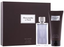 Abercrombie & Fitch First Instinct M EDT 100ml + Hair & Body Wash 200ml