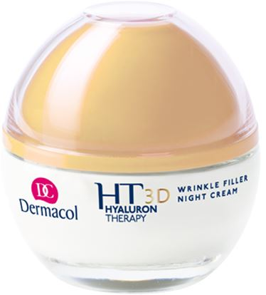 Dermacol Hyaluron Therapy 3D Wrinkle Filler Night Cream 50 ml