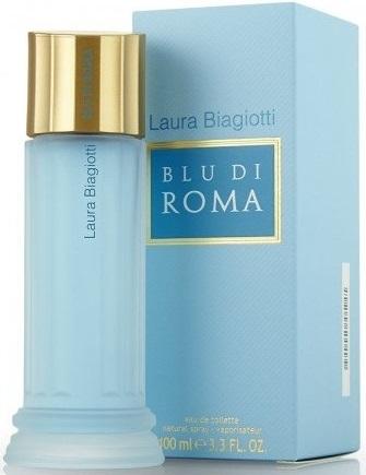 Laura Biagiotti Blu di Roma Donna W EDT 100ml