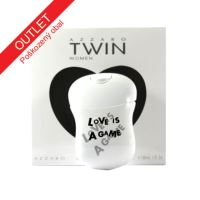 Azzaro Twin Love Is A Game EDT W 30ml-OUTLET