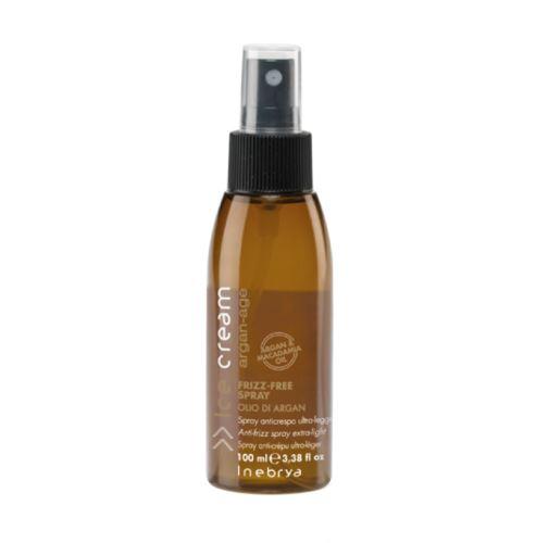 Inebrya ARGAN-AGE Frizz-Free Spray sprej na vlasy s arganem 100 ml