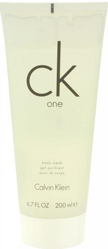 Calvin Klein CK One Sprchový gel 200 ml U