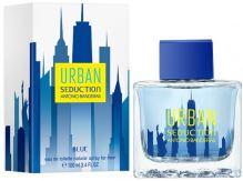 Antonio Banderas Urban Seduction Blue M EDT 100ml