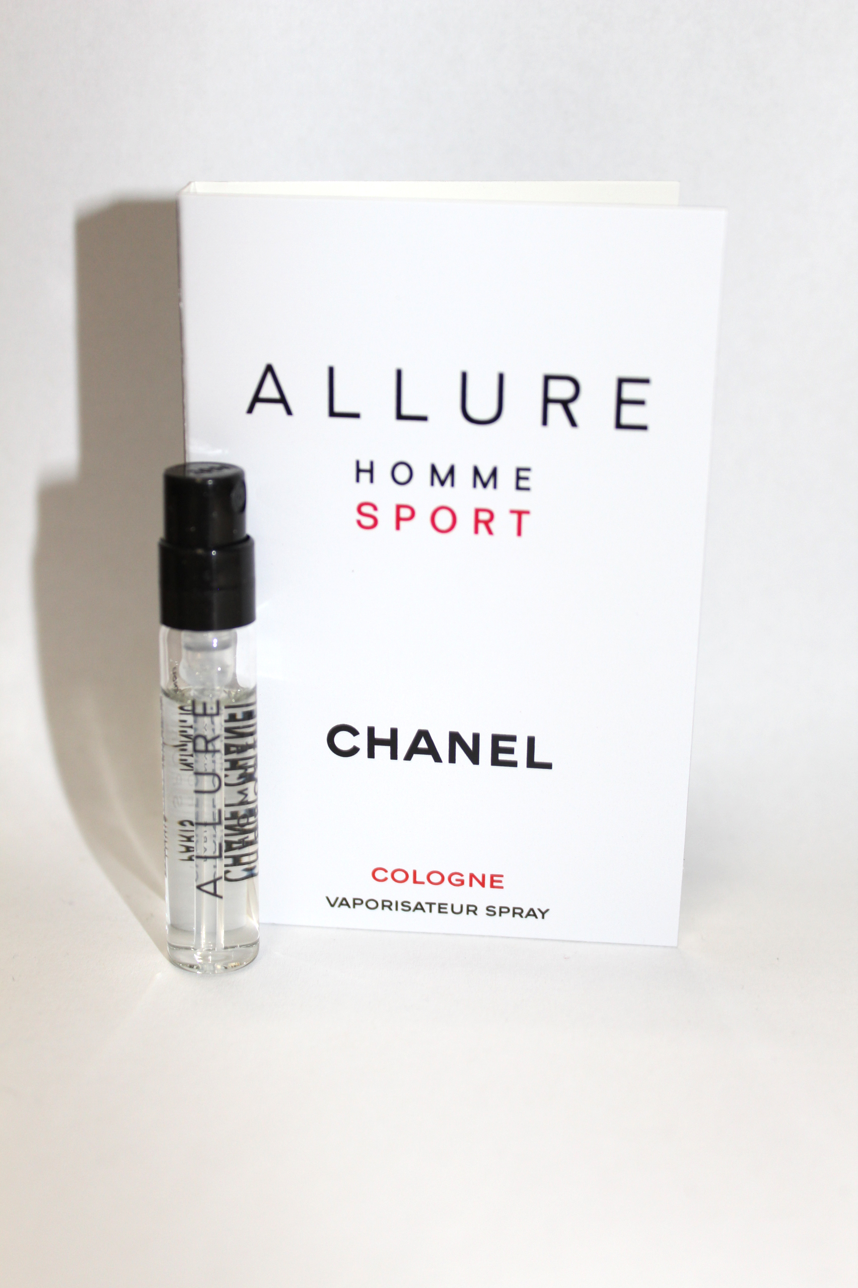 Chanel Allure Homme Sport Cologne M EDT 2ml