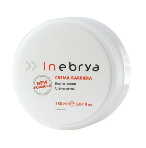 Inebrya Barrier Cream ochraný krém pokožky při barvení vlasů 150 ml