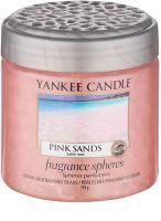 Yankee Candle Vonné perličky Růžové písky 170g