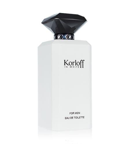 Korloff In White toaletní voda 88 ml Pro muže TESTER