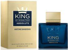 Antonio Banderas King of Seduction Absolute M EDT 100ml