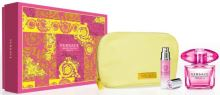 Versace Bright Crystal Absolu W EDP 90ml + EDP 10ml + kosmetická taška