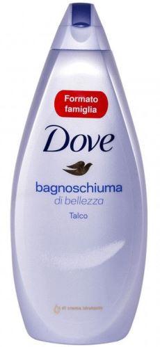 Dove Talco pěna do koupele 700ml Pro ženy