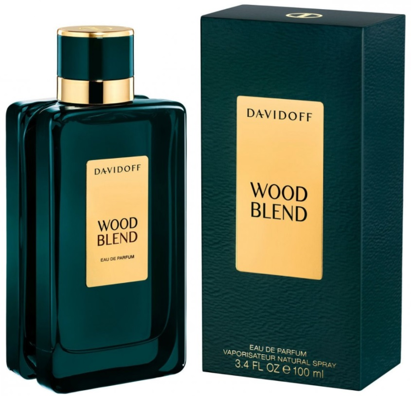 Davidoff Wood Blend U EDP 100ml