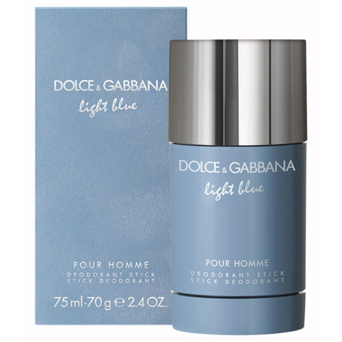 Dolce & Gabbana Light Blue pour Homme Perfumed Deostick 75 ml (man)