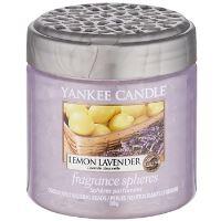 Yankee Candle Vonné perličky Citrón a levandule 170g