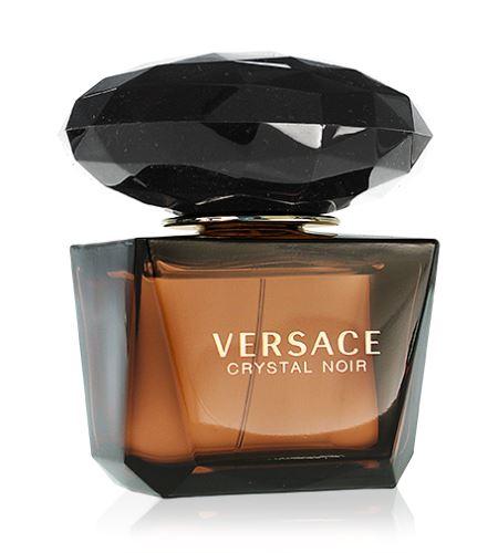 Versace Crystal Noir toaletní voda 90 ml Pro ženy TESTER