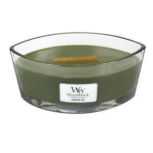 WoodWick dekorativní váza Frasier fir 453,6g