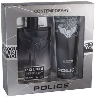 Police Independent M EDT 100ml + SG 100ml