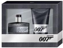 James Bond 007 M EDT 50ml + SG 150ml