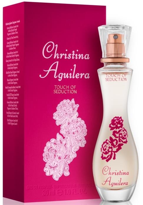 Christina Aguilera Touch of Seduction W EDP 30ml