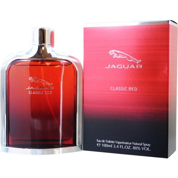 jaguar classic red m edt 100ml. Black Bedroom Furniture Sets. Home Design Ideas