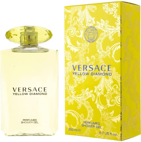 Versace Yellow Diamond Sprchový gel 200 ml W