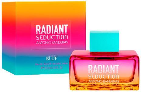 Antonio Banderas Radiant Seduction Blue W EDT 100ml