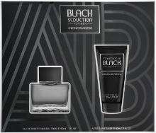 Antonio Banderas Seduction in Black M EDT 50ml + ASB 50ml