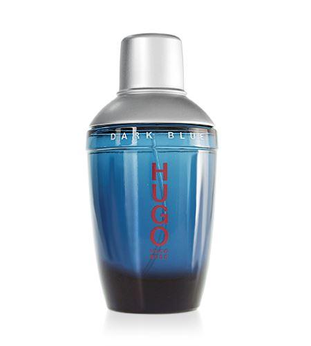 Hugo Boss Dark Blue toaletní voda 75 ml Pro muže TESTER