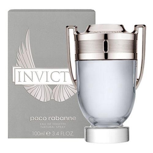Paco Rabanne Invictus toaletní voda 100 ml Pro muže TESTER