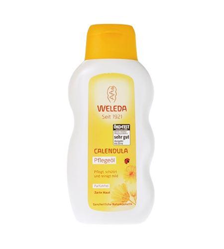 Weleda Měsíčkový kojenecký olej bez parfemace 200 ml