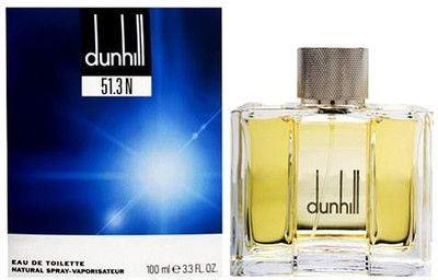 Dunhill 51.3 N toaletní voda 100 ml Pro muže