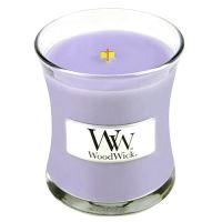 WoodWick oválná váza Lilac 85g