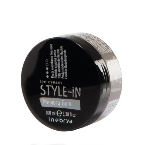 Inebrya STYLE-IN Memory Gum pasta na vlasy 100 ml