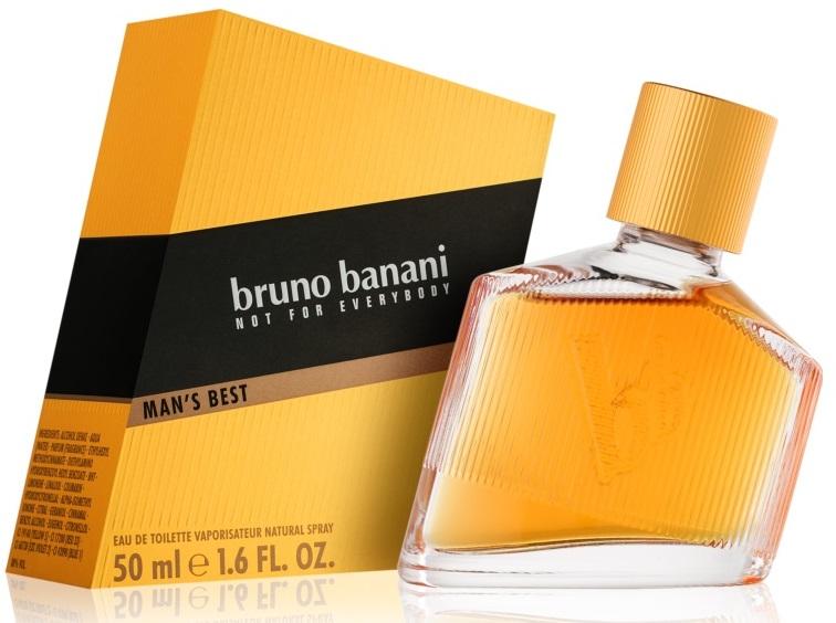 Bruno Banani Man's Best M EDT 50ml