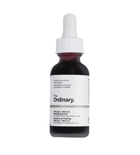 The Ordinary AHA 30% + BHA 2% Peeling Solution chemický peeling 30 ml