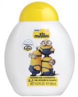 Minions Shower Gel & Shampoo 2in1 300ml