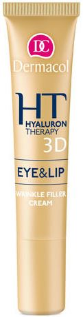 Dermacol Hyaluron Therapy 3D Eye & Lip Cream 15ml