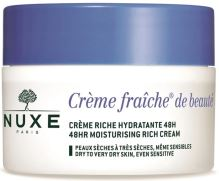 Nuxe Creme Fraiche de Beauté 48HR Moisturising Rich Cream 50ml