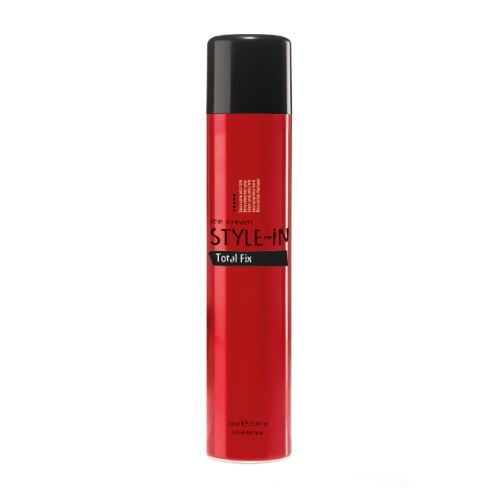 Inebrya STYLE-IN Total Fix lak na vlasy 750 ml