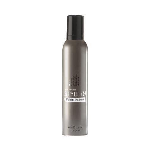 Inebrya STYLE-IN Volume Mousse pěna na vlasy 400 ml