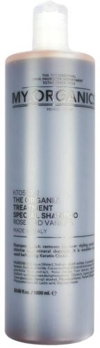 MY.ORGANICS The Organic Treatment Special Shampoo Rose And Vanilla 1000ml