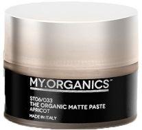MY.ORGANICS The Organic Matte Paste Apricot 50ml