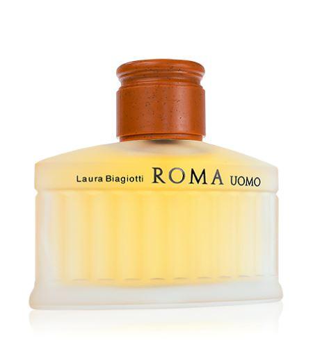 Laura Biagiotti Roma Uomo toaletní voda 125 ml Pro muže TESTER
