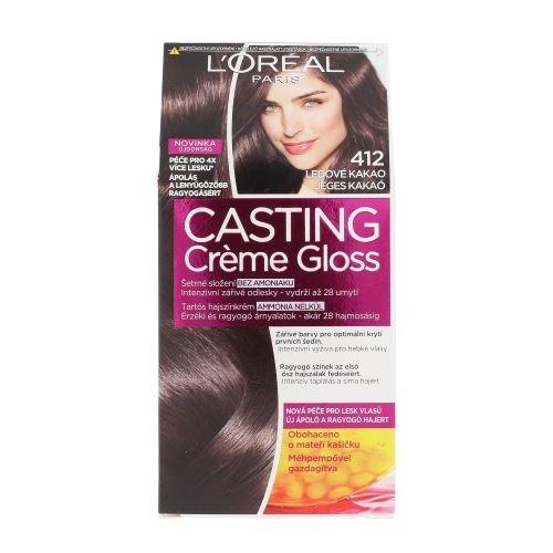 L'Oréal Paris Casting Creme Gloss 1ks W 412 Iced Cocoa