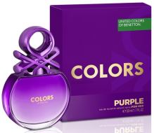 Benetton Colors de Benetton Purple