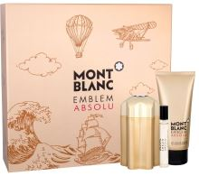 Mont Blanc Emblem Absolu M EDT 100ml + SG 100ml + EDT 7,5ml