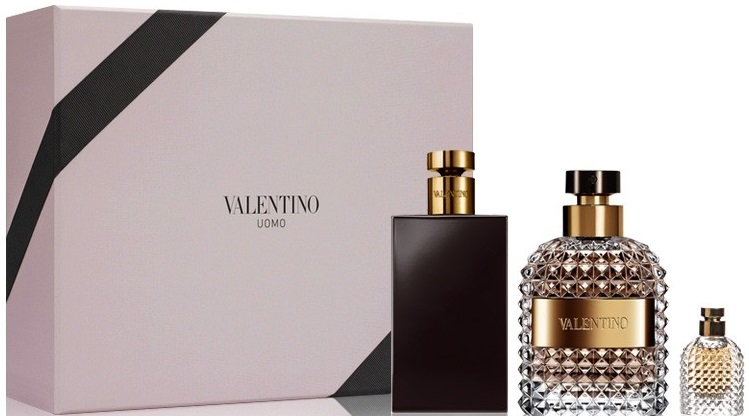 Valentino Uomo M EDT 100ml + ASB 100ml + EDT 4ml