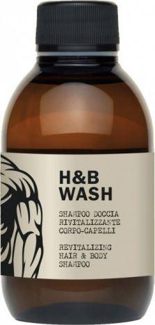 Dear Beard H & B Wash šampon & sprchový gel 250 ml