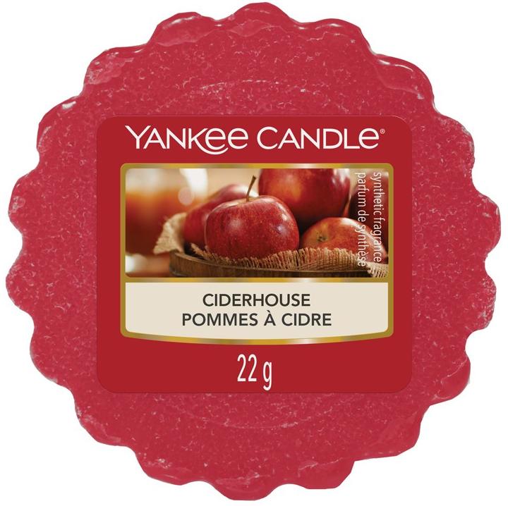 Yankee Candle Vonný vosk Ciderhouse 22g