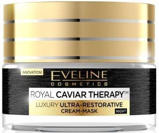 Eveline Royal Caviar Ultra-Restorative Night Cream-Mask 50ml